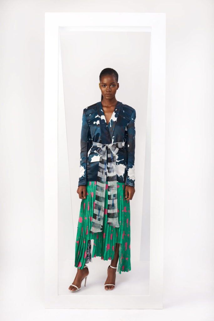 Lisa Folawiyo's Autumn/Winter 2018 Collection Is Wearable Art
