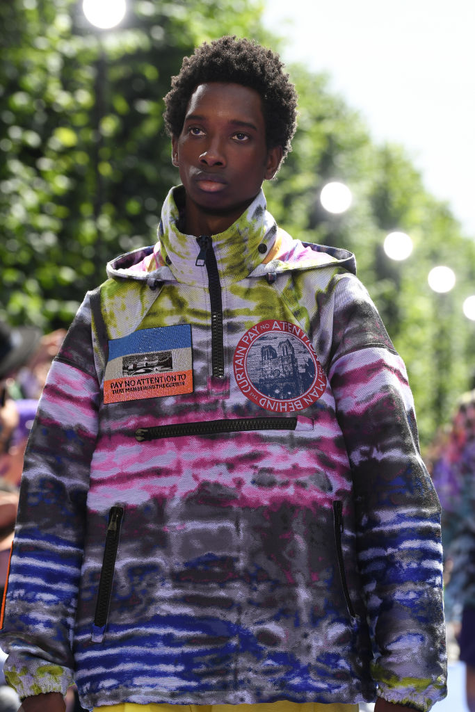 Virgil Abloh Debuted His First Louis Vuitton Collection And It Was Pretty Epic!