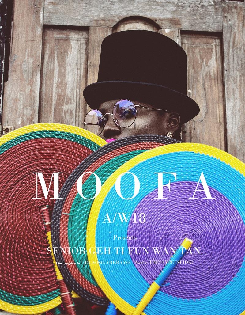 You Need To See MOOFA's Autumn/Winter 2018 Lookbook!