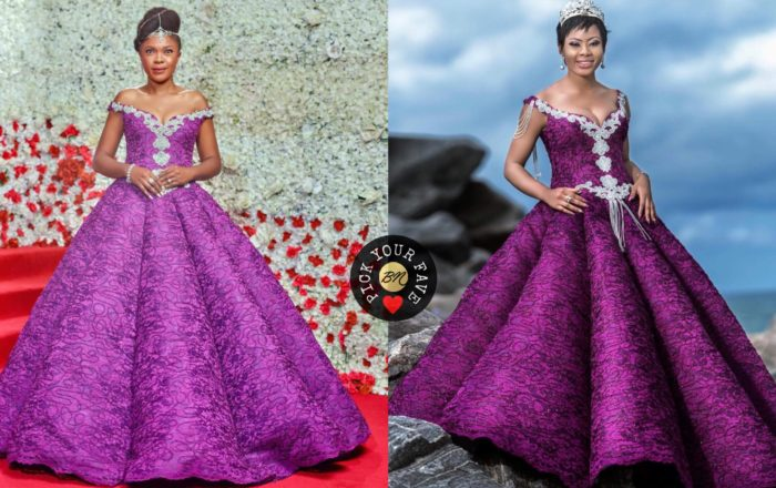 Omoni Oboli & #BBNaija's Nina Channel Their Inner Fairytale Princess