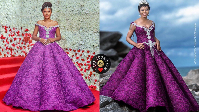 Omoni Oboli & #BBNaija's Nina Channel Their Inner Fairytale Princess