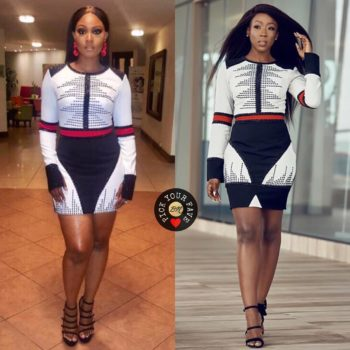 ThisDNA by Iconic Invanity Dress is a Keeper for These Actresses
