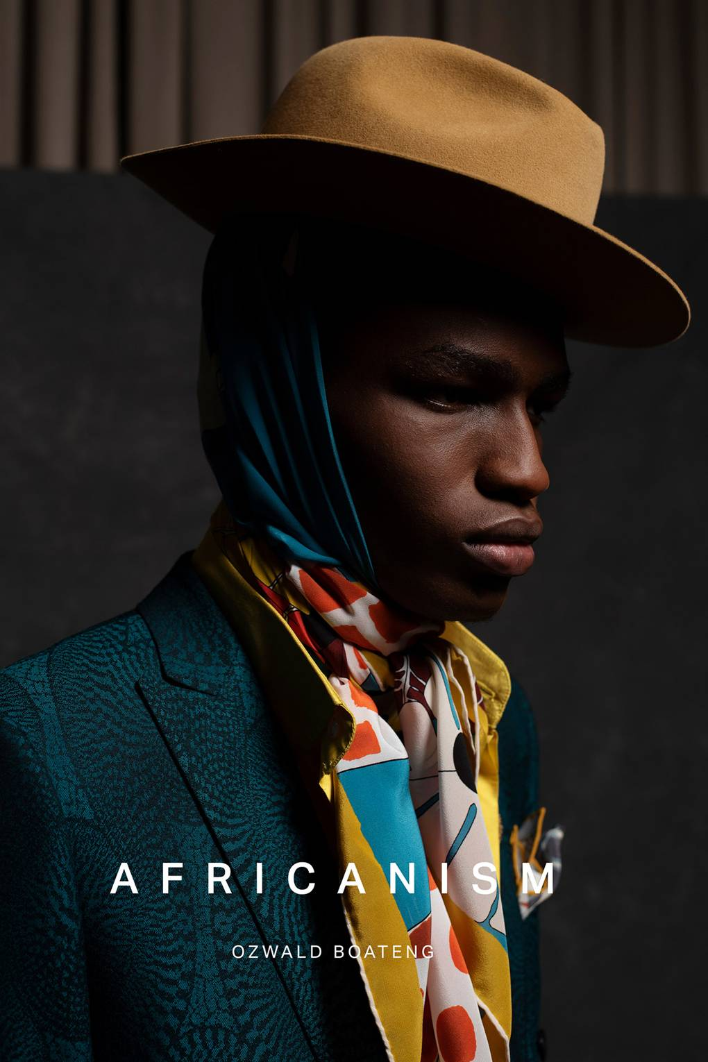 "Ozwald Boateng Captures True ""Africanism"" With This Collection"