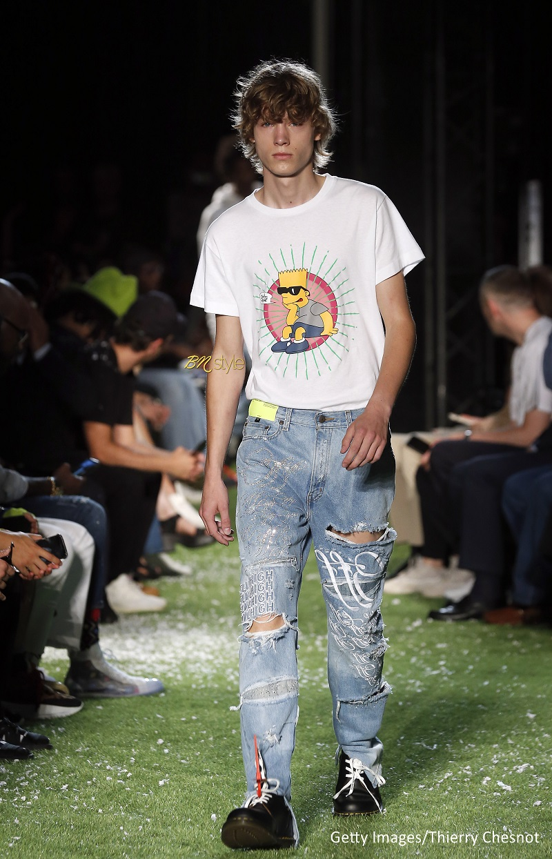 Paris Fashion Week (Menswear) | Off-White Spring 2019