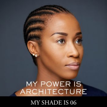 Lancôme My Shade My Power: Tosin Oshinowo