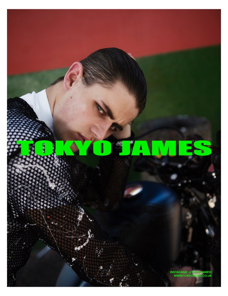 Must See! The Tokyo James Autumn Winter 2018 Campaign