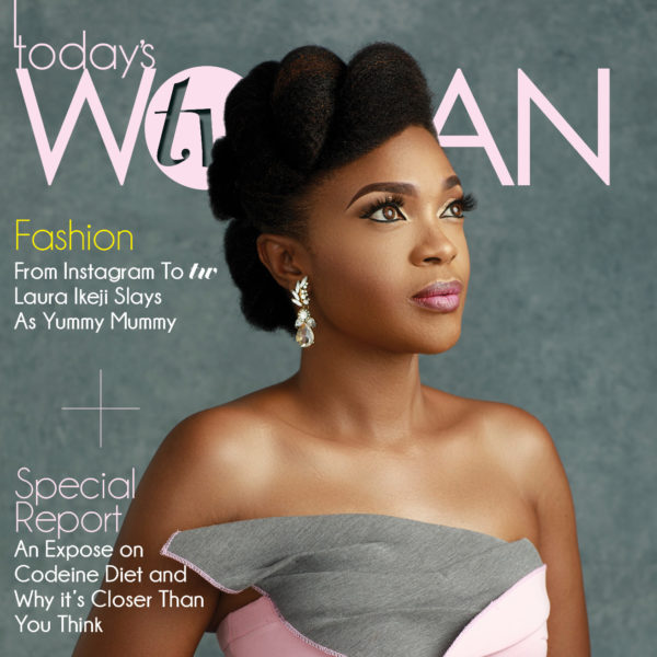 #GirlBoss! Omoni Oboli is Every Woman on the Cover of TW's June Issue