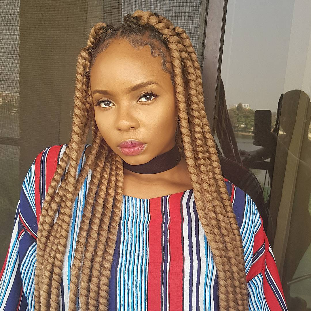 Yemi Alade is the #1 Hair Chameleon and Here's Why!