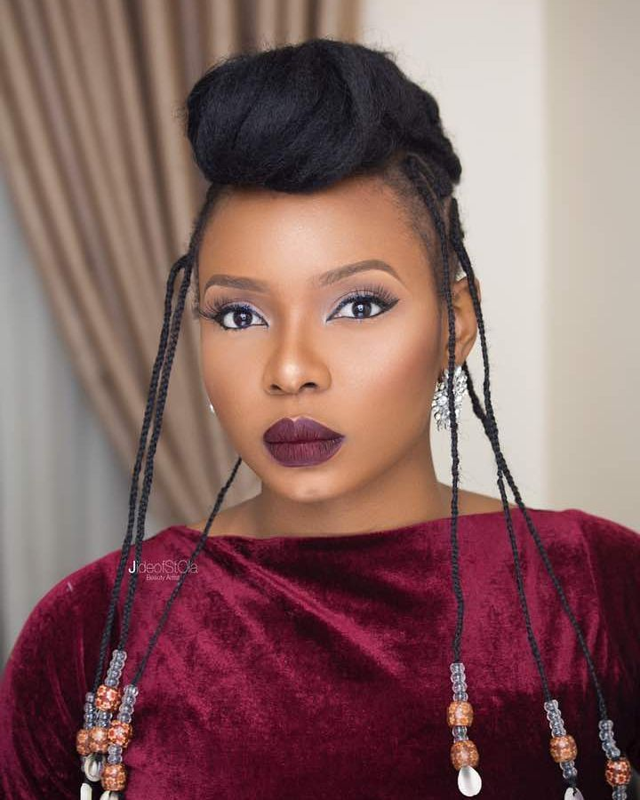 All The Times Yemi Alade Inspired Us With Her Afrocentric Hairstyles