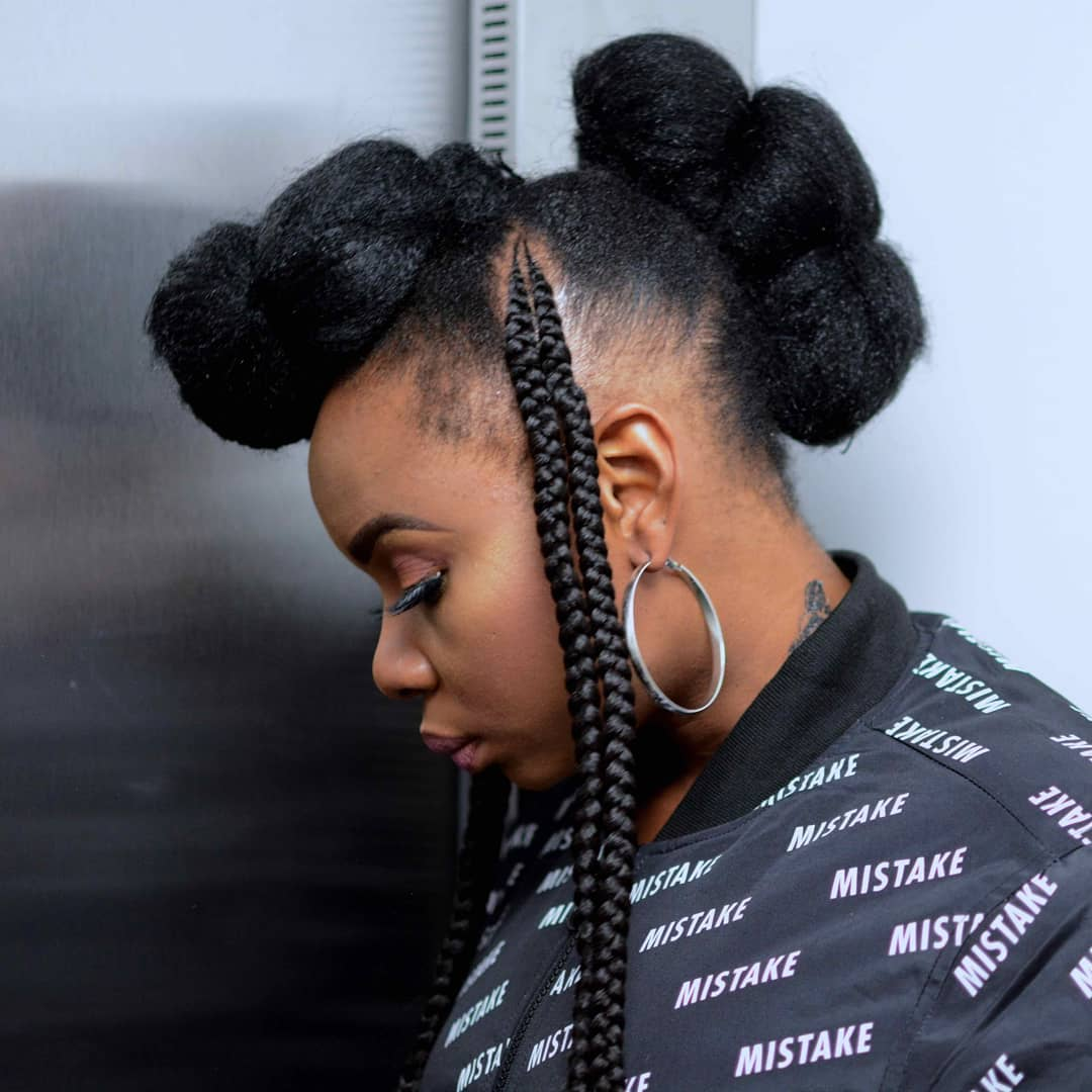 All The Times Yemi Alade Inspired Us With Her Afrocentric