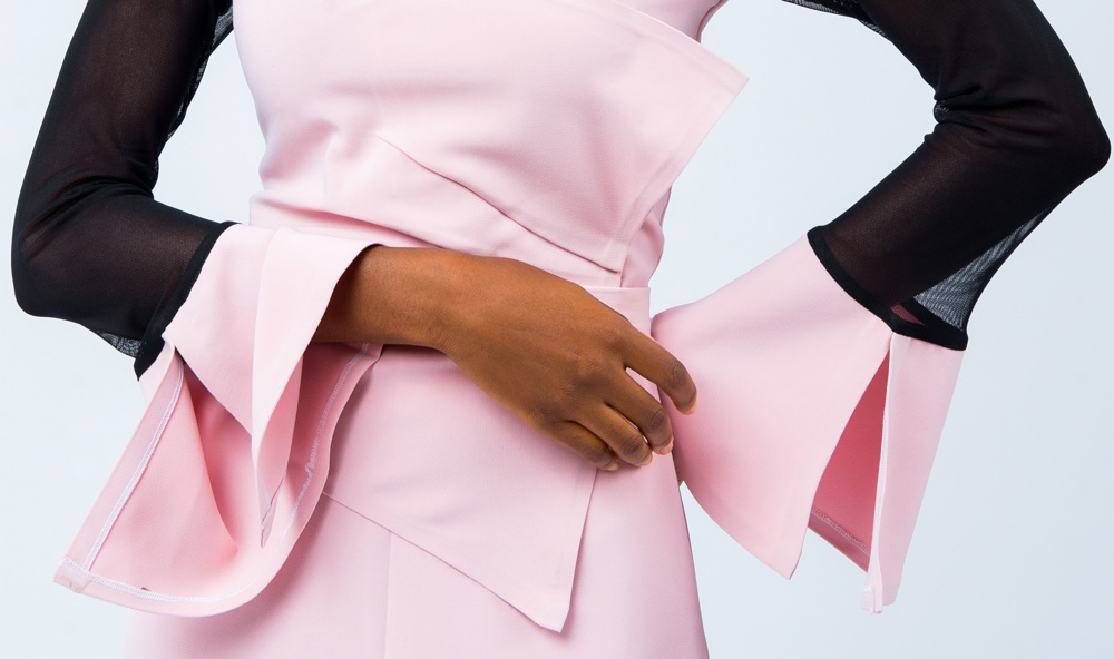 La Conquerant is Zohi Taglit's Resort 2018 Collection and it's A Pink Lover's Dream