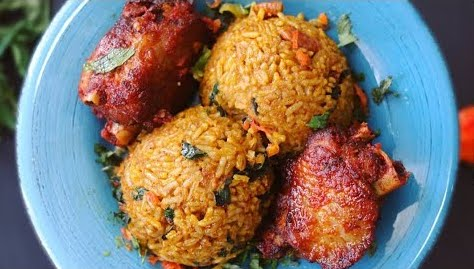 This is the BEST Banga Rice Recipe According to Sisi Yemmie