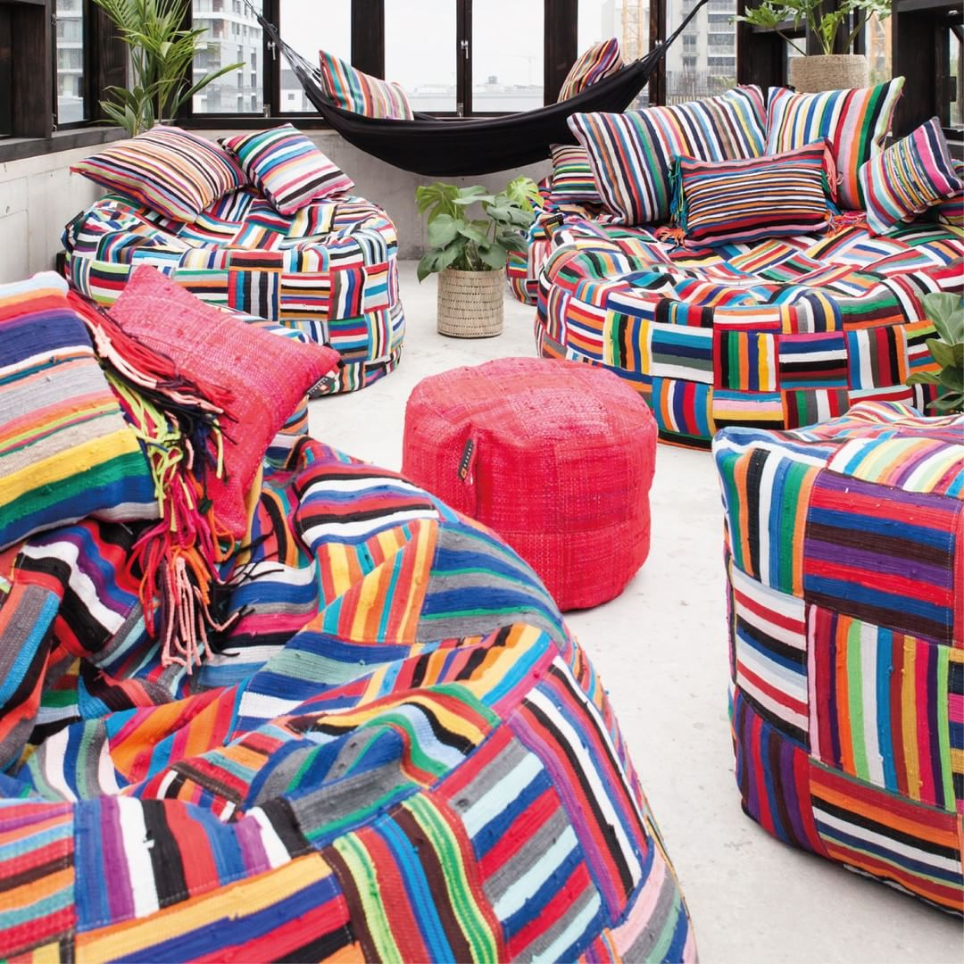 Ashanti Design Makes the Most Colourful, Happiness Inducing Decor, Hands Down