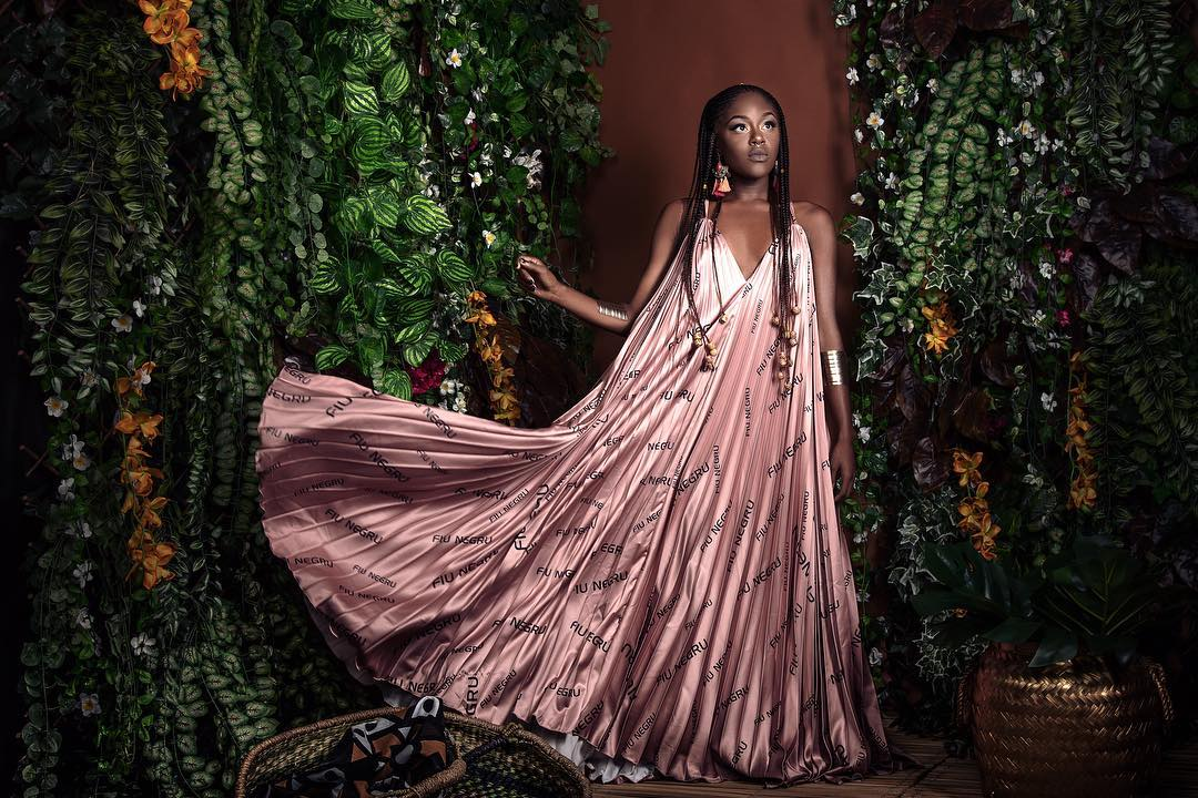 Stop Everything: Angolan Brand Fiu Negru's New Collection is The Best Thing You'll See this Week