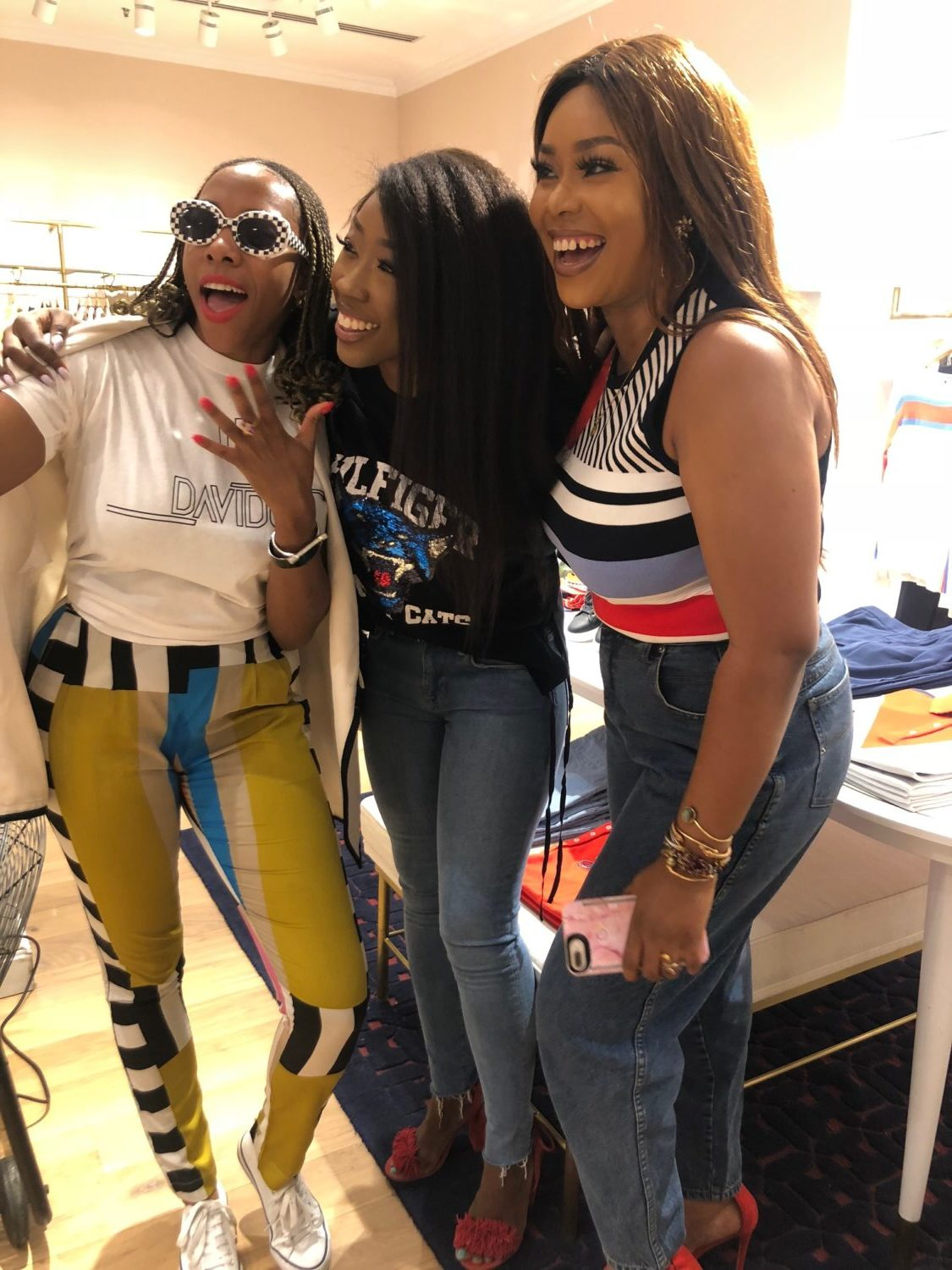 All That Happened At Tommy Hilfiger's Spring 2018 Collection Launch in Lagos