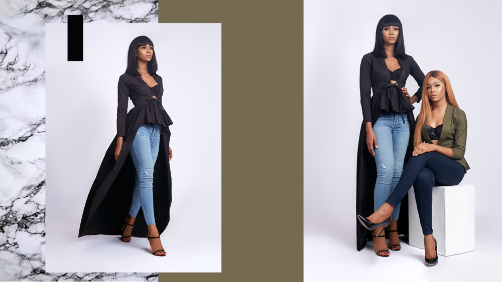 Stand out in Bibian's Debut Collection – 'Fashion Becomes Her'