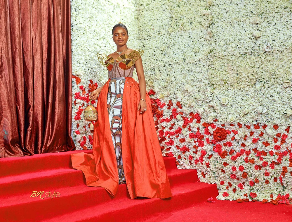 Ocean's 8 Premiere: The Met Gala Stairs in Lagos for One Night Only