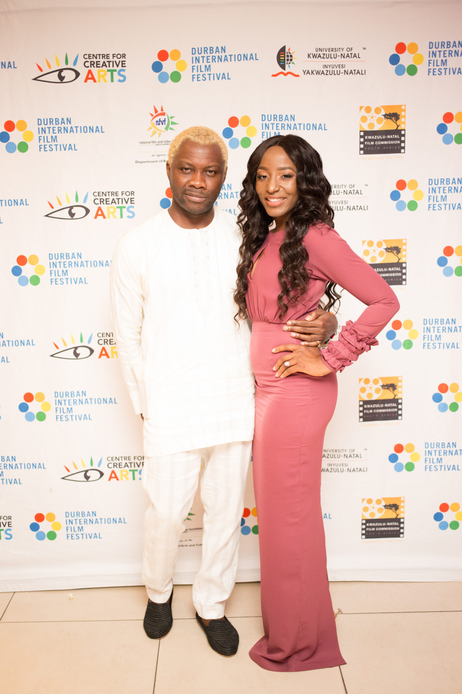 Oreka Godis' Style Killed It at Durban International Film Festival