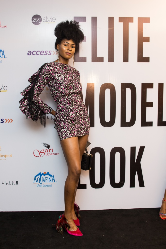All The Head Turning Looks At Elite Model Look Nigeria 2018