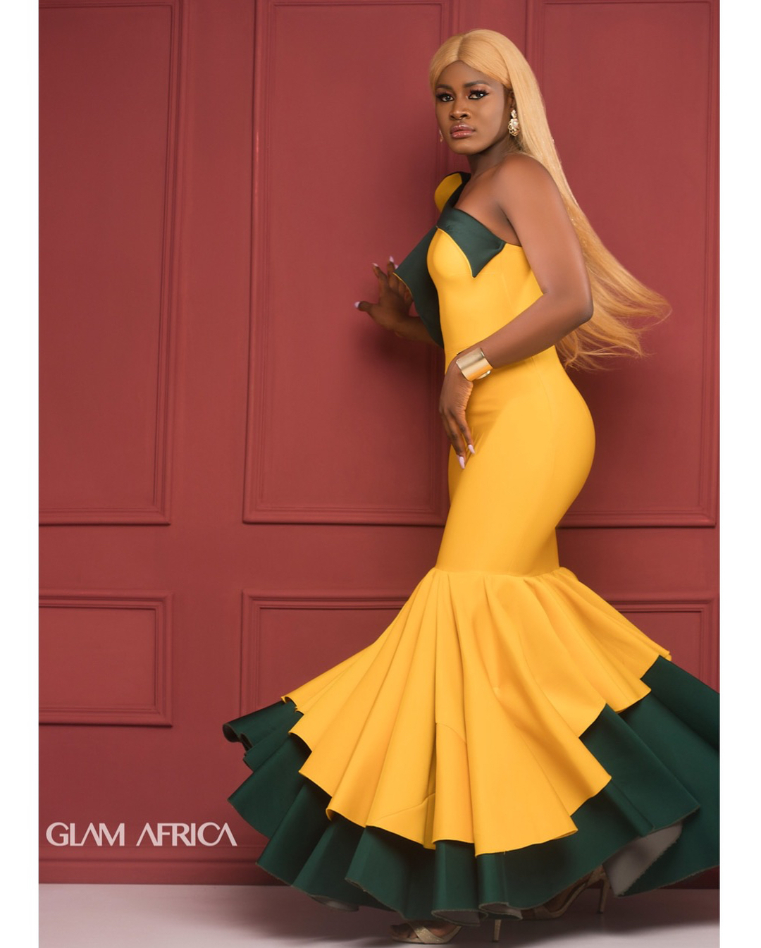 #BBNaija 2018 Housemates Pose For Glam Africa Magazine's Latest Issue!