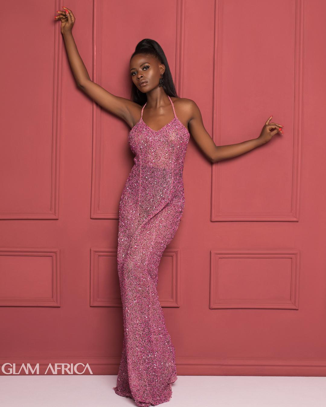 #BBNaija 2018 Housemates Pose For Glam Africa Magazine's Latest Issue!