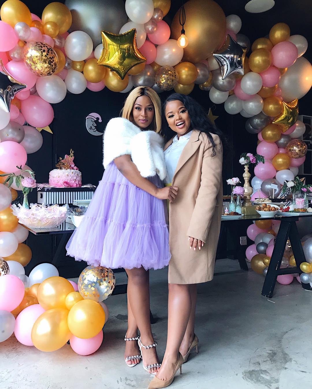 Inside Jessica Nkosi's Super Sweet Baby Shower #TwinkleTwinkleLittleJess
