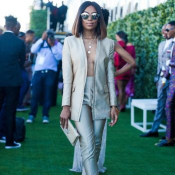 #VDJ2018:The South African Stars Come Out to Slay at Durban July 2018