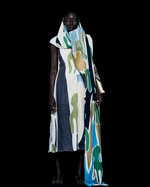 Rich Mnisi's Nwa-Mulamula Collection Is A Tribute To The African Mother