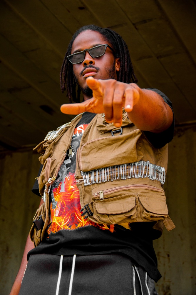 Streetwear, Street Vibe – See the Sanusi Lagos 'Against All Odds' Lookbook