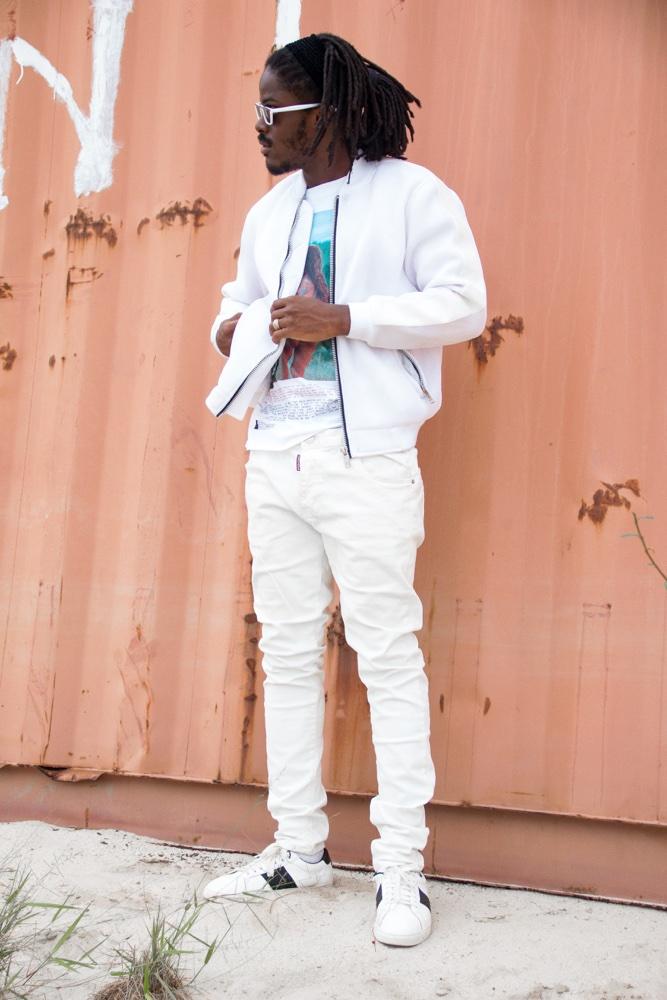 Streetwear, Street Vibe – See the Sanusi Lagos 'Against All Odds' Lookbook