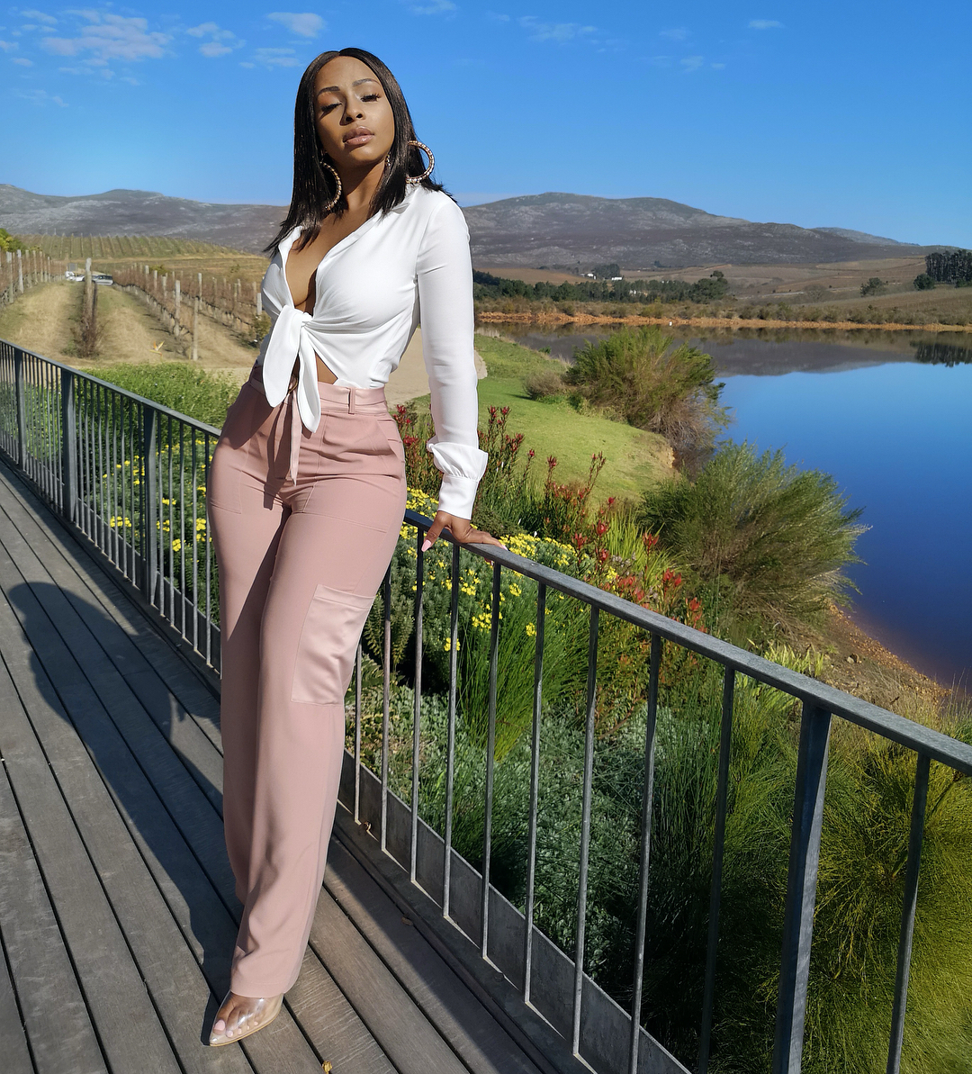 Sneak Peek: Here's Your First Look At Boity's New Collection With Sissy Boy #BXSB