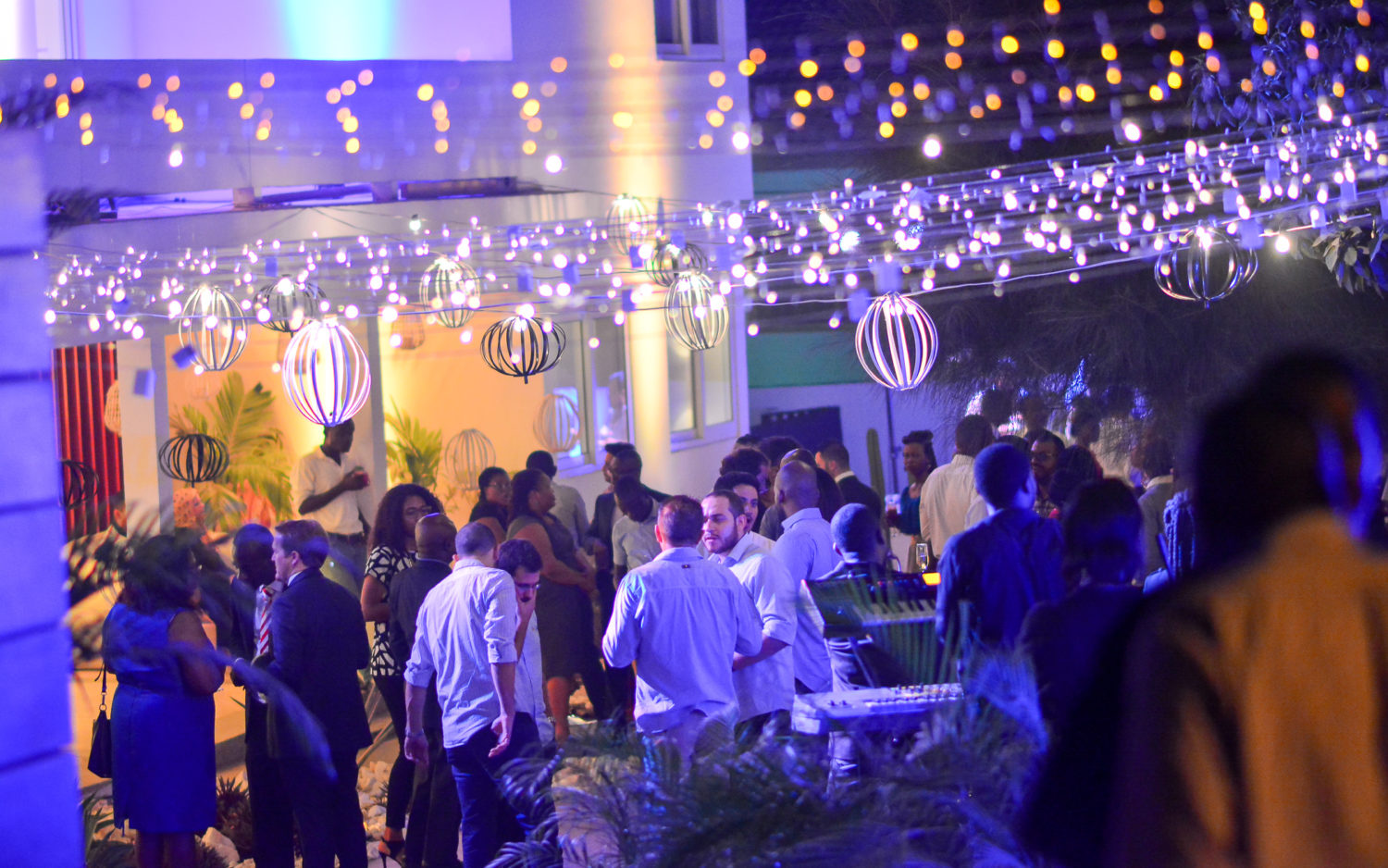 Meet The Woman At The Helm Of JamJar, The Luxe Event Service Changing The Ghanaian Creative Landscape