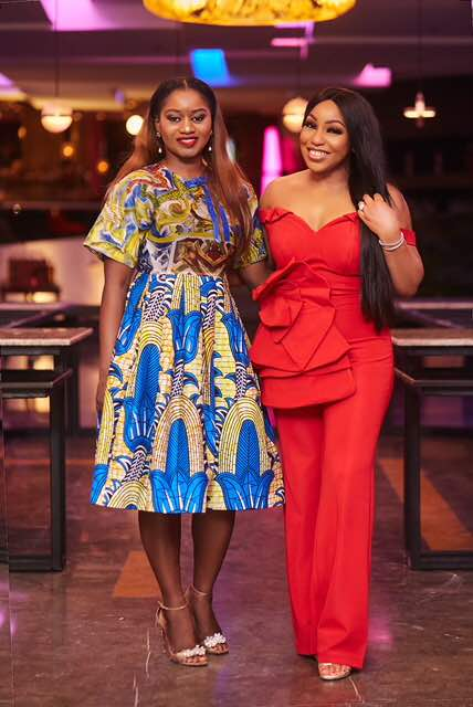 Rita Dominic Hosted a Chic Dinner to Celebrate her Birthday