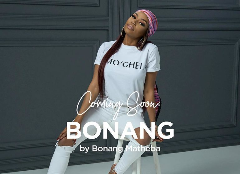 Queen B has Something Cooking! Your First Look at 'Bonang by Bonang Matheba'