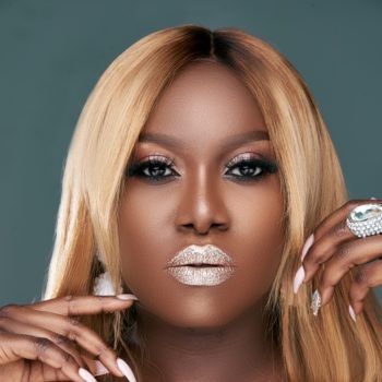 Ice Queen! Niniola shine on the Cover of Vanguard Allure