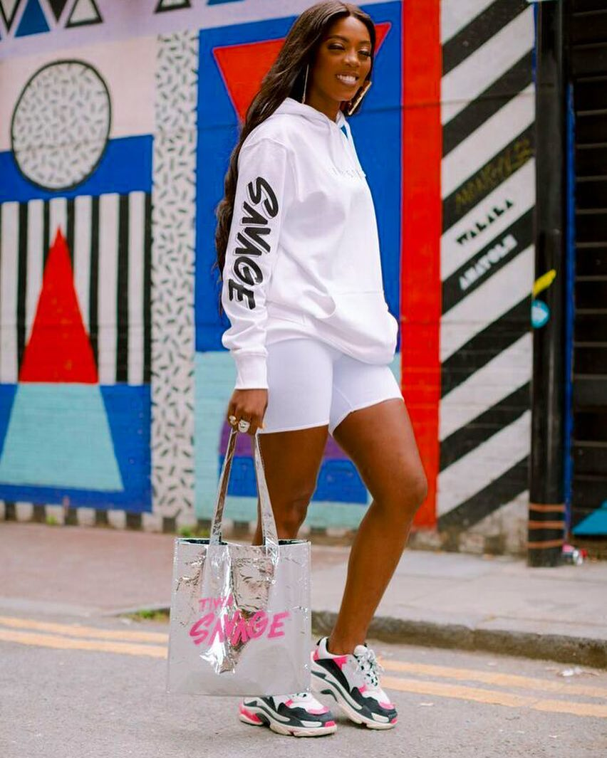 The Most Comfortable Summer Trend Tiwa Savage Can't Stop Wearing