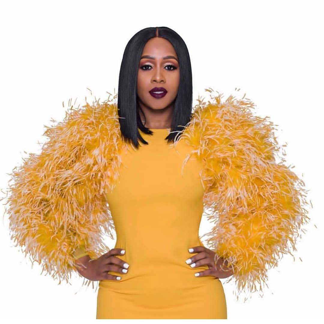 American Hip Hop Queen Remy Ma' stuns in The Muse Factory