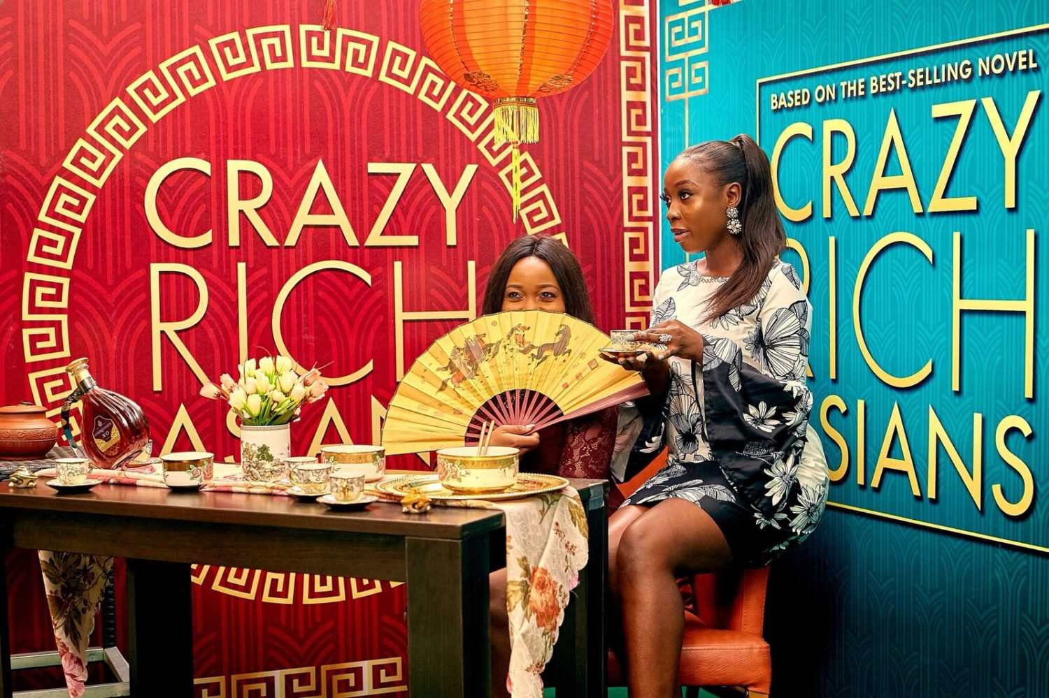 Inside the Glamorous Screening of 'Crazy Rich Asians' at Filmhouse Cinemas – Lekki