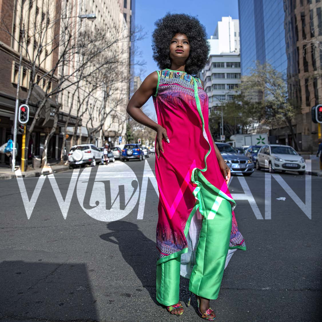 You Need To SeeOlajumoke Orisaguna In This Editorial With David Tlale & Reze Bonna!