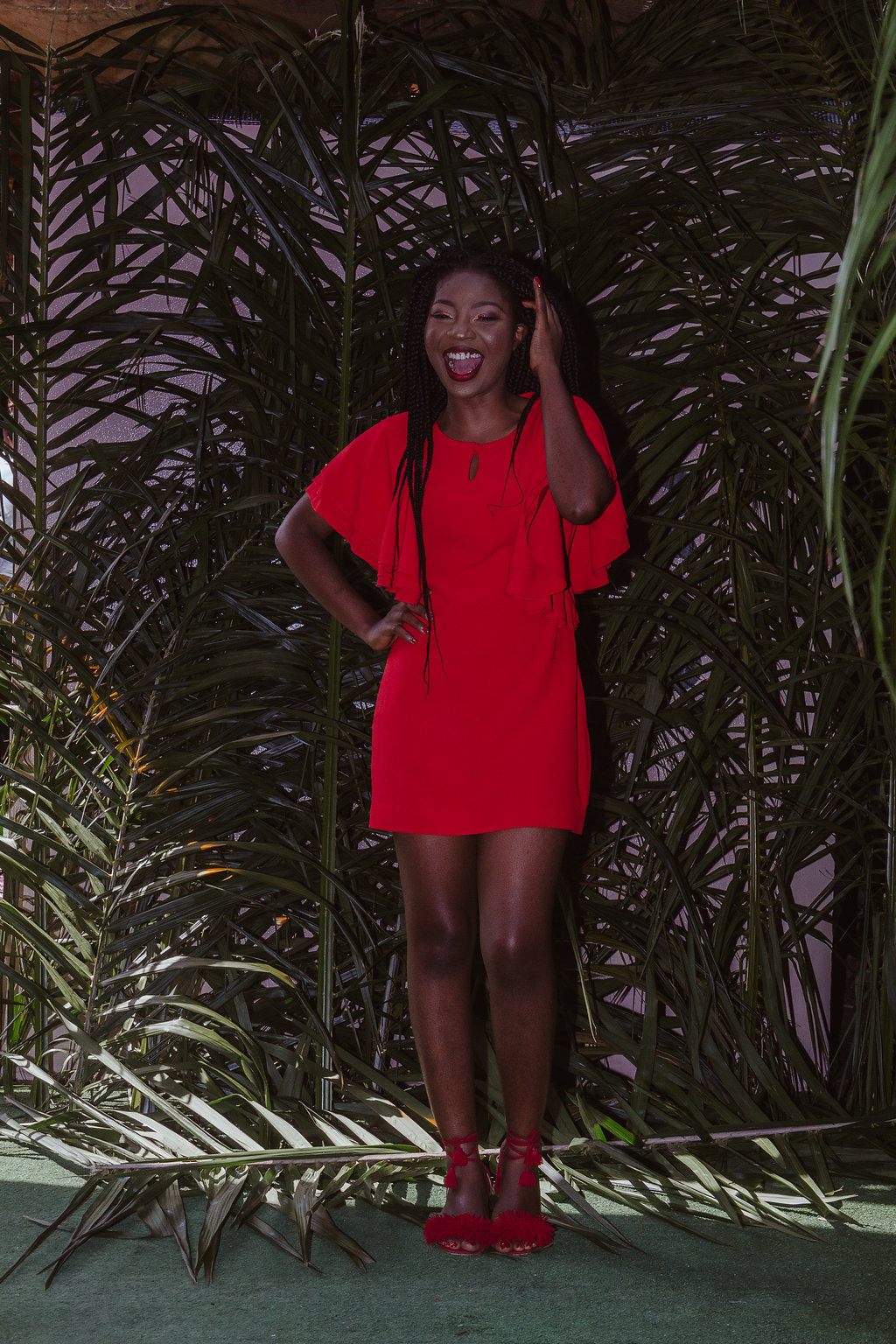 ElanRed Takes Over the African Artists Foundation For A Lavish Summer Soiree #RedSummer18