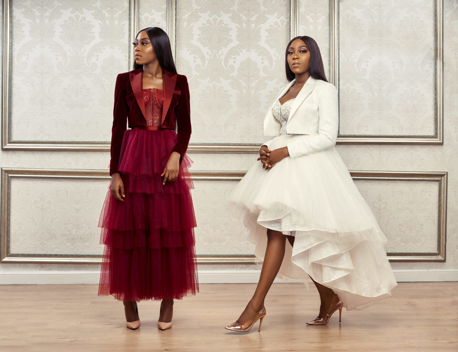 Mai Atafo's New Womenswear Collection Was Inspired by Duality & Feminism