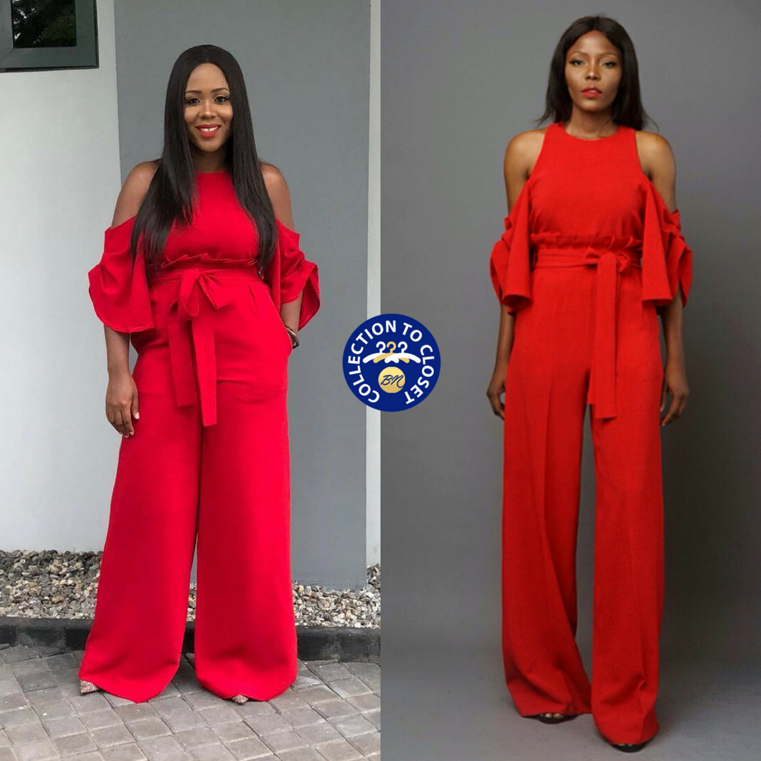 Uche Pedro Just debuted The Chicest Two Piece For The Season