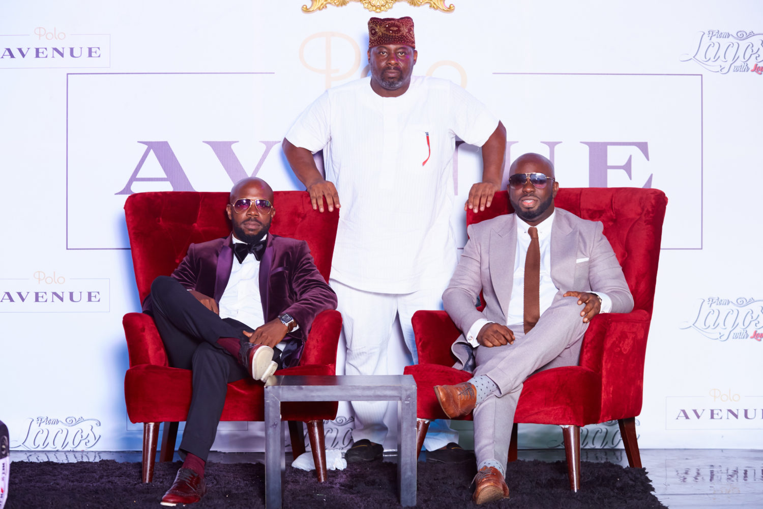 All the 'From Lagos With Love' Premiere Red Carpet Photos You Need to See