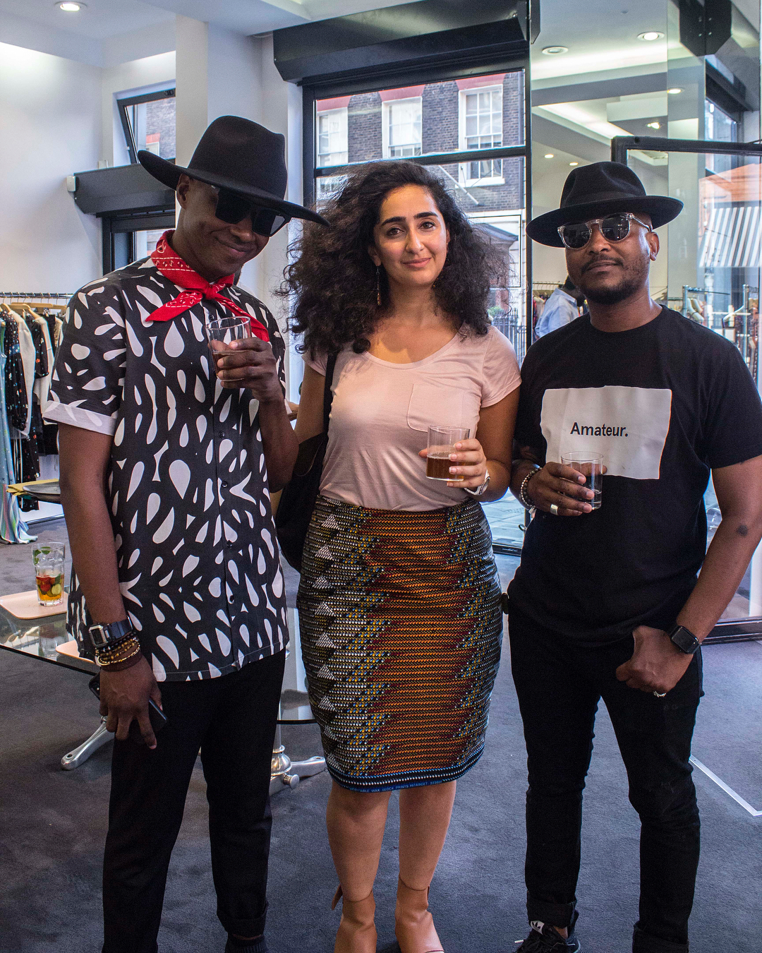 All the Must-See Photos From Lagos Fashion Week's Curated Pop Up in Collaboration With The Place London