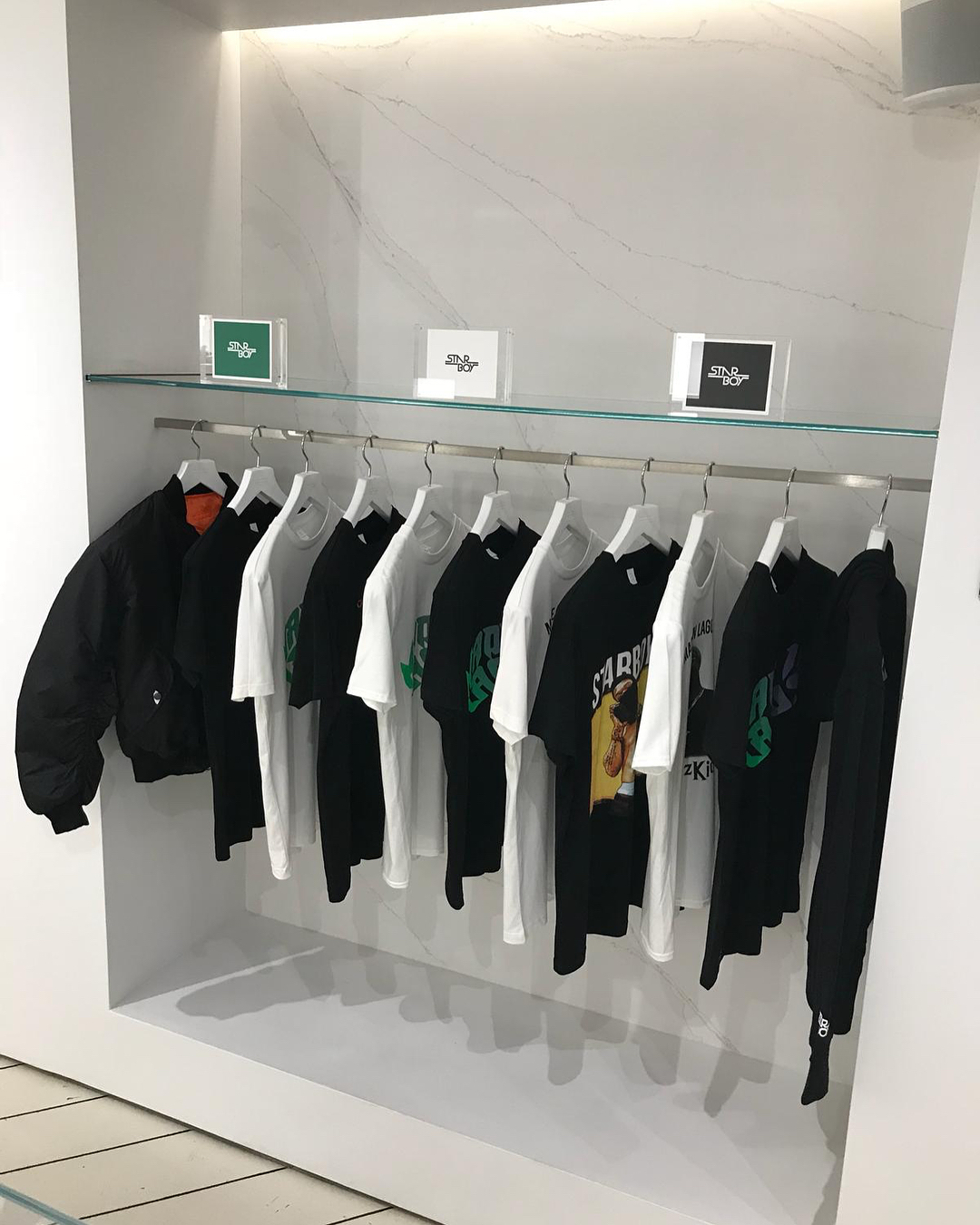 Predictably Wizkid Had the Coolest Pop-Up Store in New York