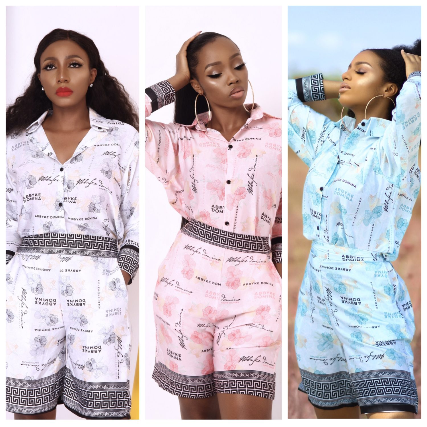Abbyke Domina 'Tres Chic' Collection