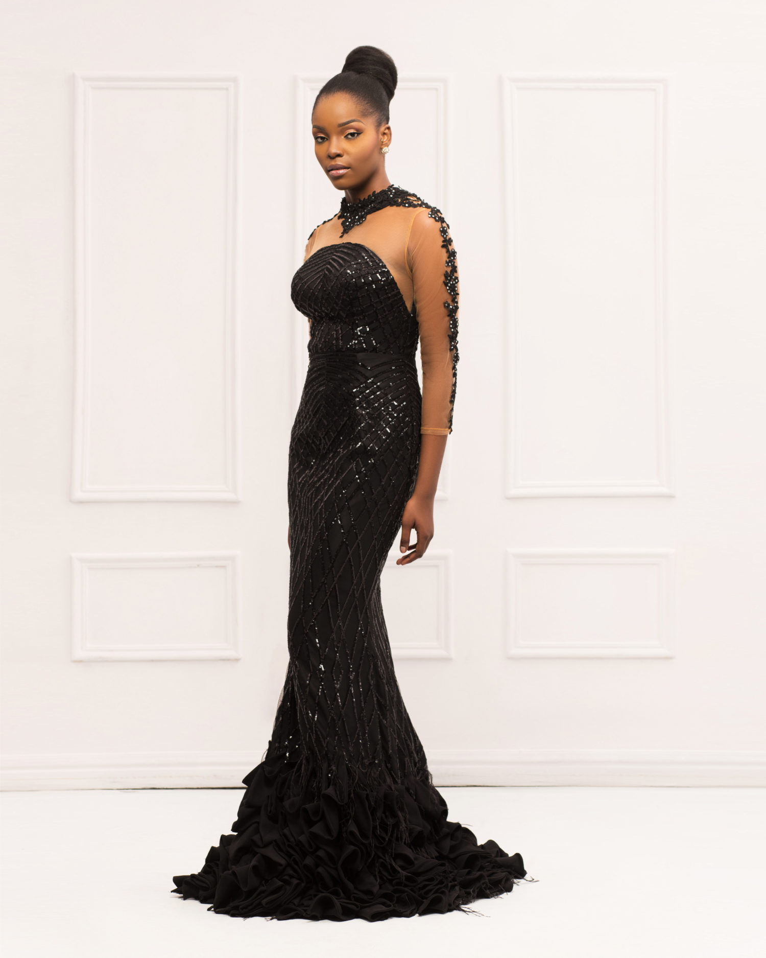 UjuEstelo Unveils Her 'Memoirs of the Fearless' Collection Just In Time for AMVCA Season