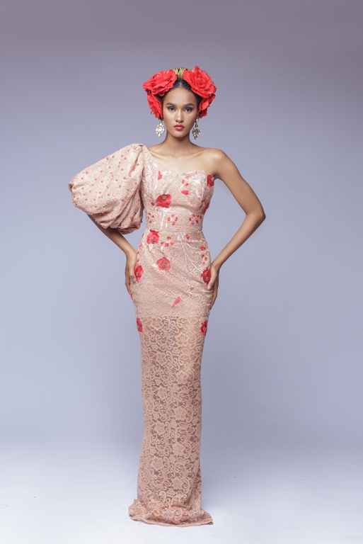 "Hse of Nwocha's ""Tata"" Collection Is Bold, Colourful & Inspired By Pablo Escobar's Wife!"