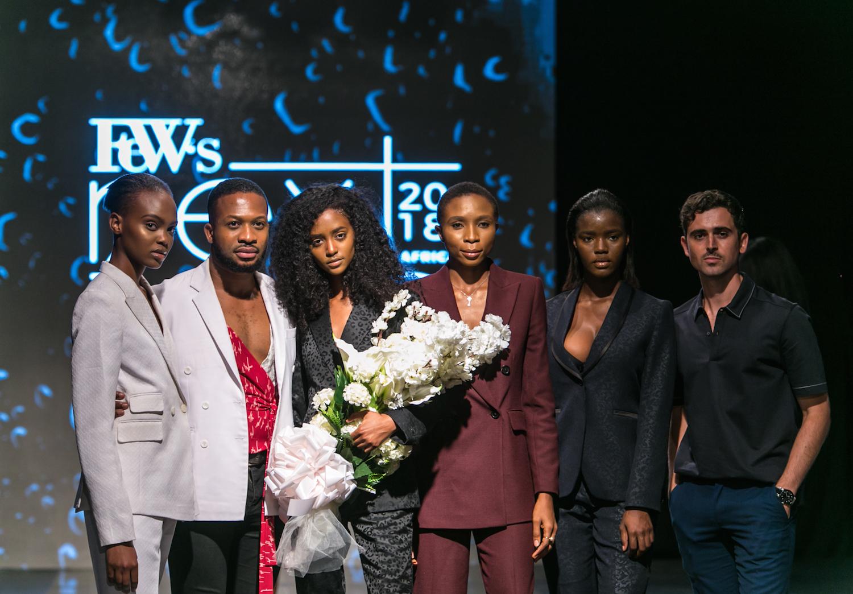 Ethiopian Model Dotian Asfawosen Is Few's Next Face 2018!