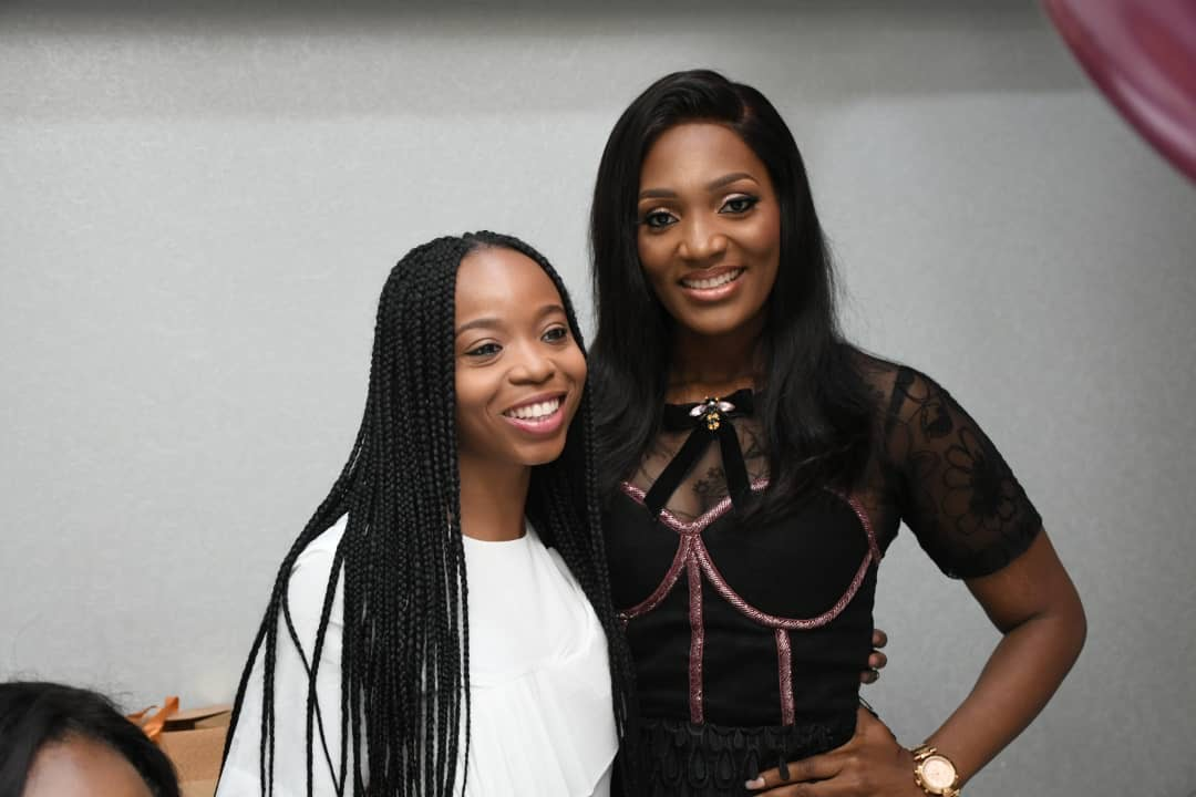 Inside ShredderGang Founder, Bunmi George's Fancy Tea Party With Top Lady Bosses